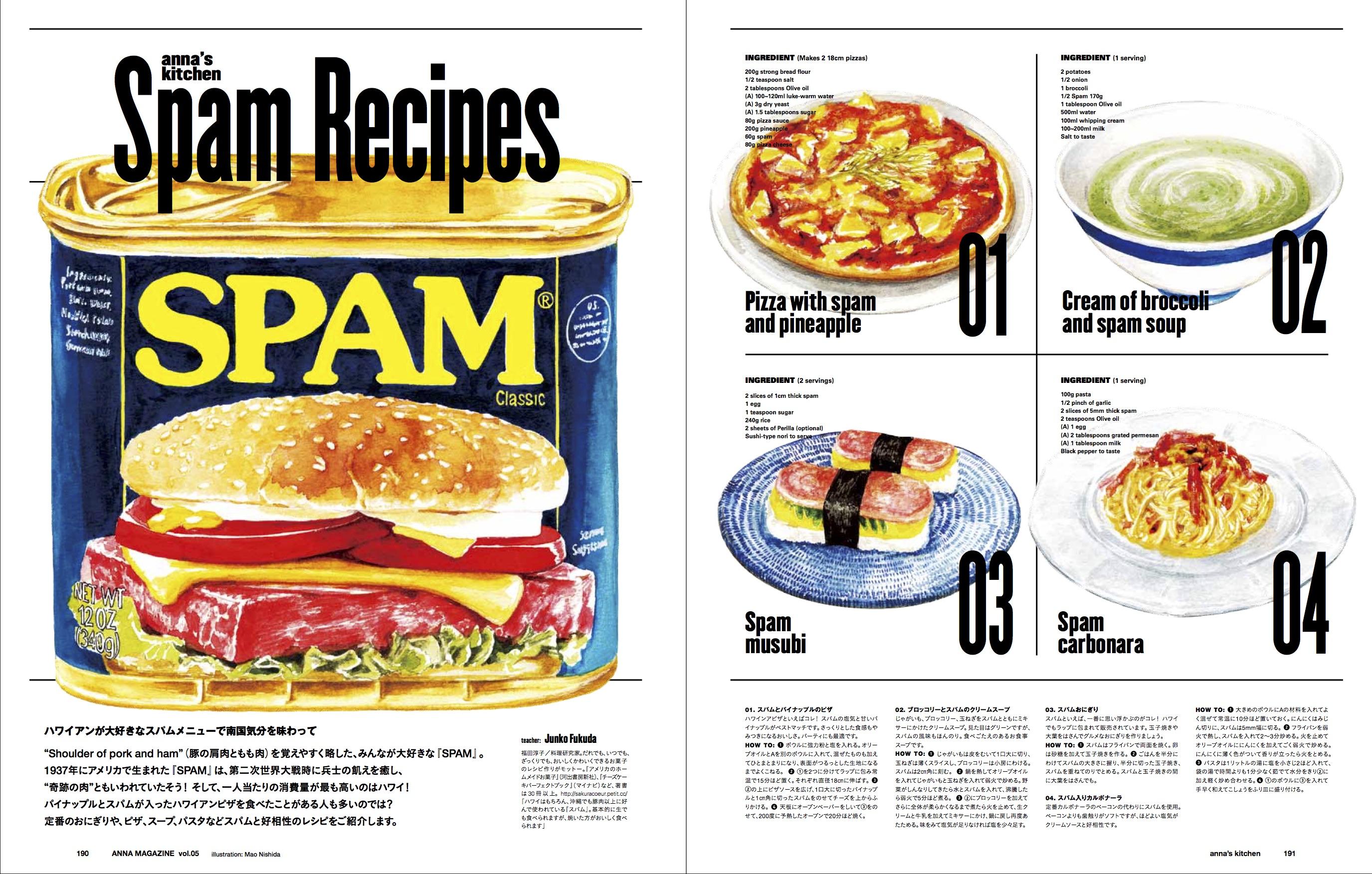 anna magazine Vol.5 P54