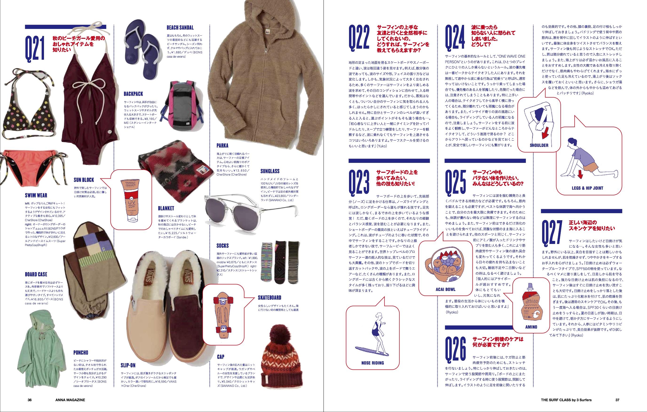 anna magazine Vol.1 P19