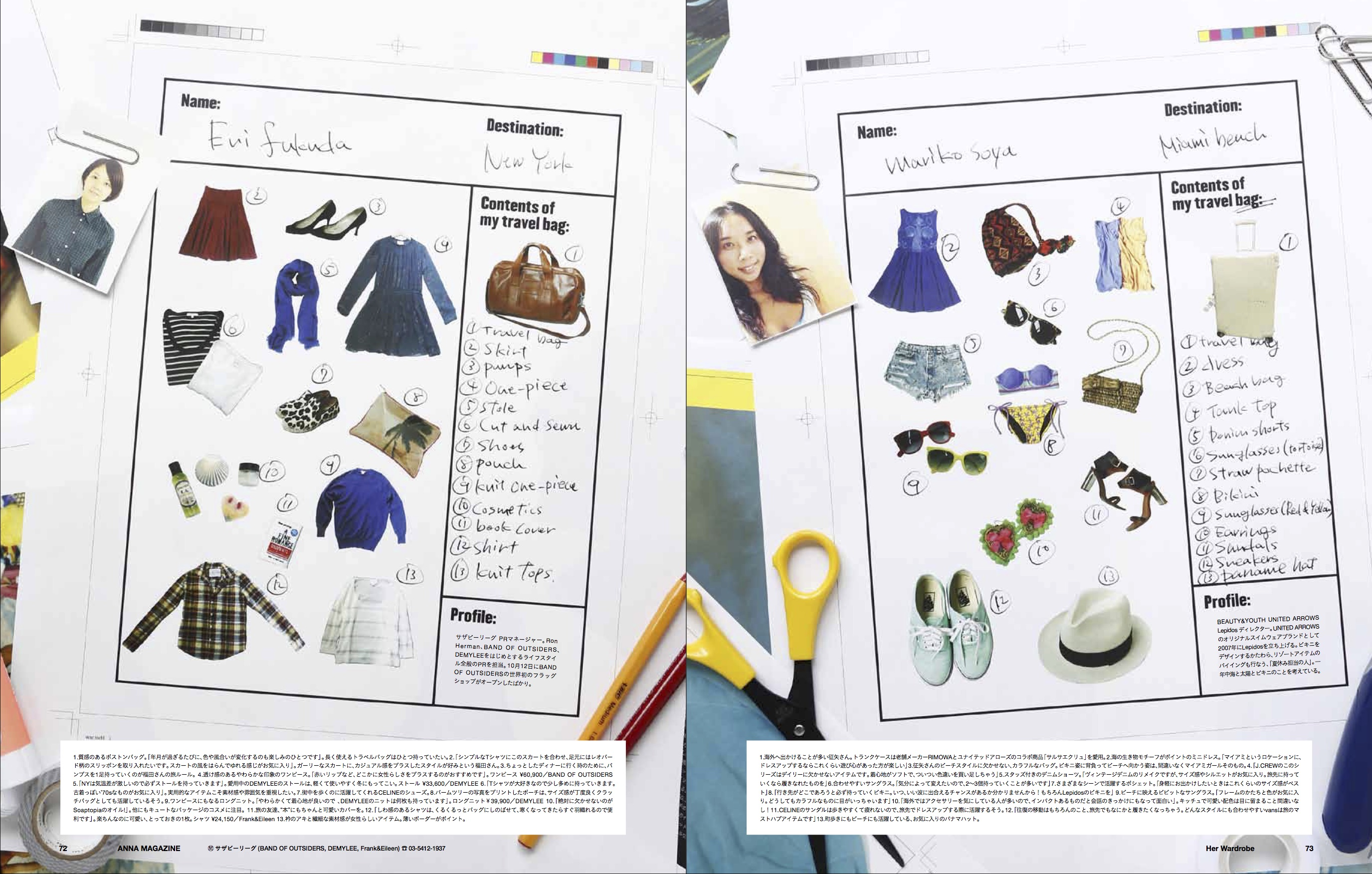 anna magazine Vol.1 P36