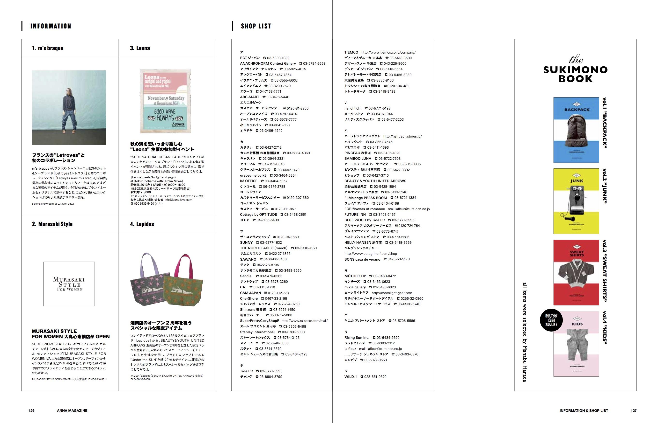 anna magazine Vol.1 P63