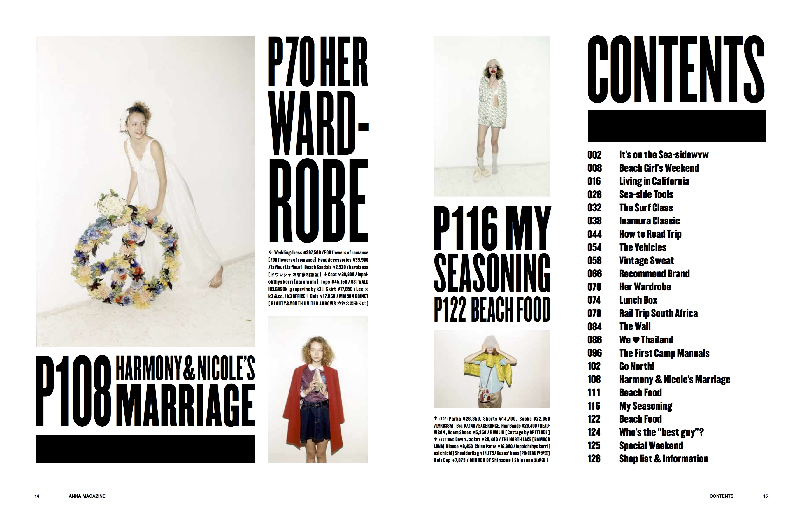 anna magazine Vol.1 P8
