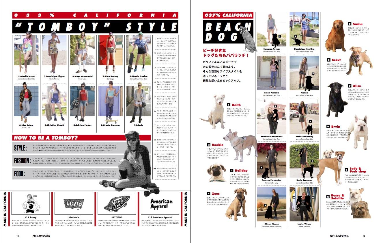 anna magazine Vol.2 P24