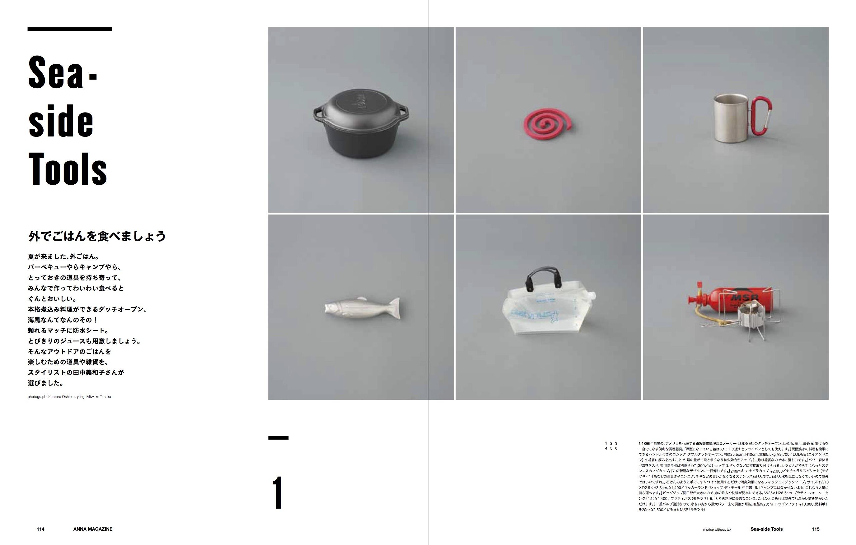 anna magazine Vol.3 P32