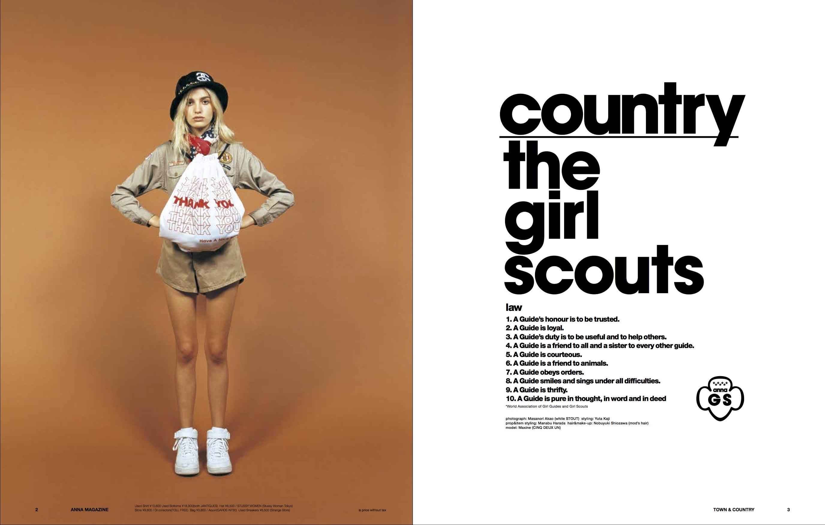 anna magazine Vol.4 P2